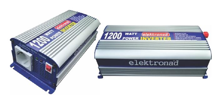 1200 Watt İnvertör